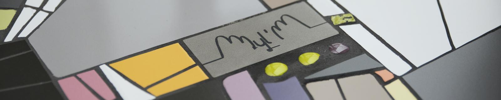 Myl'M Mosaïque - Naissance de forme