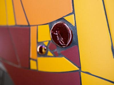 Les fresques - Myl'M Mosaique
