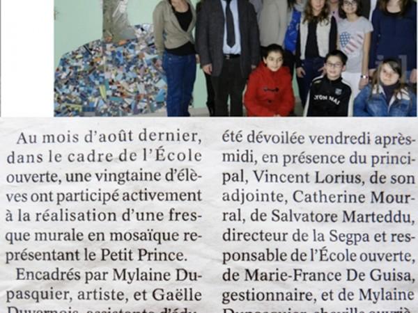 Myl'M Mosaïque - Petit prince